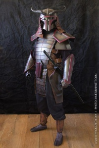 Samurai version...
