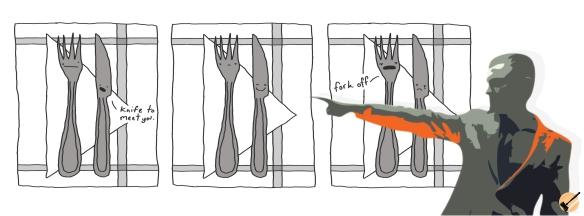 cutlery-conversations-pun