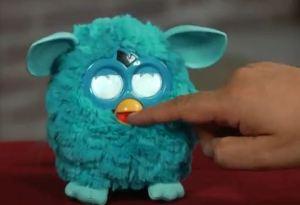 """""""No, Furby!! No NoYEEEEEEE-HAAWWWWWWW!!! NOOoooo"""" *blurg*"""