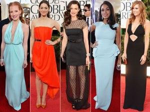"""Unlike these """"Worst Dressed"""" contenders! Oooooo, I'm so bad."""