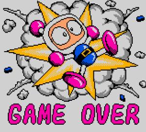 I blame Bomberman.