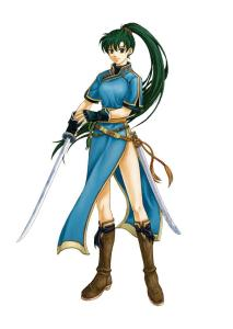 Lyndis: To be fair, wouldn't we all?